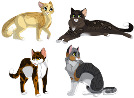 4 Adopt Cats 1 by MlSTY