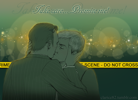Mystrade - I need you, you know! by RedPassion