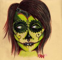 Day Of The Dead by PanTheArtist