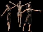 Floating women_big by Schadowface