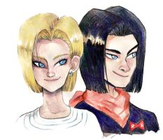 Andwoids by Armell