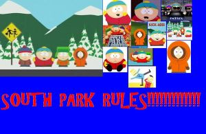 South Park is as evil as me. by evilest99