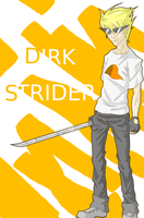 Dirk Strider by Slice-Hazard