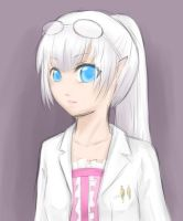 Ciri in Labcoat by 216th