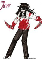 Jeff the Killer 2 by Lukusta