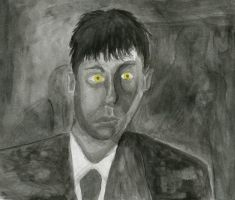 Eugene Tooms from X Files by Leonca