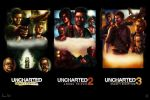 The Uncharted Trilogy by Kmadden2004