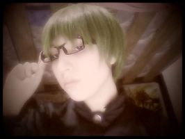 Midorima Shintarou Test 2 by Tirachi