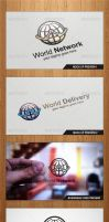 World Logo Template - Graphicriver by Changyik