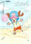 Candy Doll Chopper : One Piece by Katong999