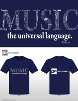 Music in 50 Languages by CriticsWeAre