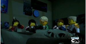 NINJAGO childs play ending by ChibiCinnamonRoll
