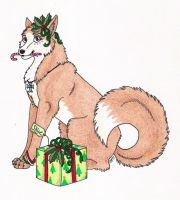 Gift for Skye Wolf by Shara-Moonglow