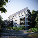 Appartment Complex - Day by externible