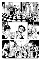 Dylan Dog Sample by MichelaDaSacco