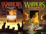 Redrawn Warriors Covers 5-6 by Shadowstar-12