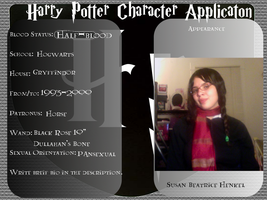 HP OC Bank Application Example by ArtistLucy