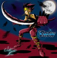 Crow - Bakuman by DrawingSpirit2015