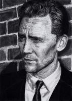 Tom Hiddleston by ISG-Art