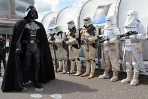 UK Garrison on Parade at the NSC 2014 (5) by masimage
