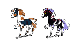 Aquane Foals 1 by HappyDesigns