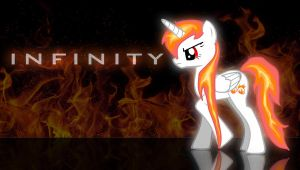 Infinity wallpaper by Chaz1029