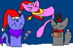 Chistmas picture XD by LionersXD