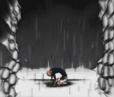 Ichigo's Despair by Kagome-Narome