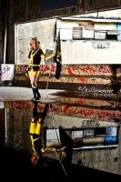 Rin Kagamine2_VOCALOID by AMPLE-COSPLAY