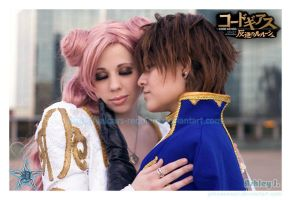 +Suzaku+ - Love Is A Place by Velours-Requiem