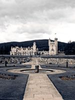 Balmoral Castle by slcrawford