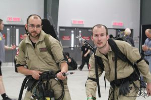 Ghostbusters of Ottawa by VoiceofSupergirl