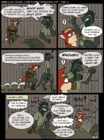 R and R comic: Red furred bargaining chip part 3 by SteinWill