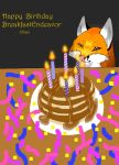 Happy Birthday BreakfastEndeavor! by Tressah19