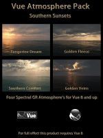 Vue Atmo Pack-Southern Sunsets by 2753Productions