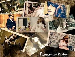 Florence and the Machine by stalkerofkristen