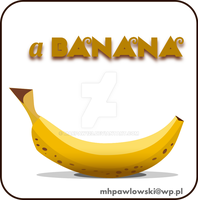 A Banana by MarPaw123