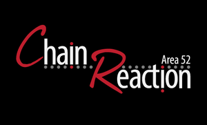 Chain Reaction LOGO by saphiremomo
