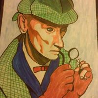 Sherlock Cushing by darthsidious6981