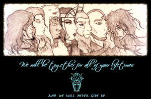 We Will be Together For All of Your Lifetimes by LoveOrMadness