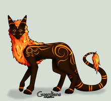 LLGold : Chilly by GuardianAdoptables