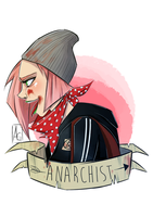 anarchist by Agg-A