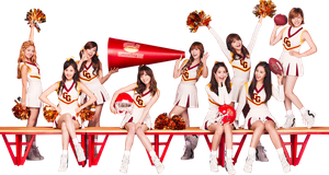 SNSD Oh (Jap.) Render by classicluv