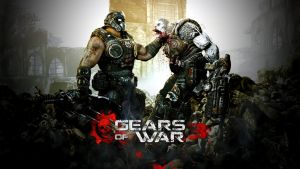 Gears of War 3 Clayton Carmine by iJaviz