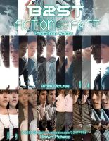 B2ST Fiction a Fact PS Actions by o0oxangelo0o