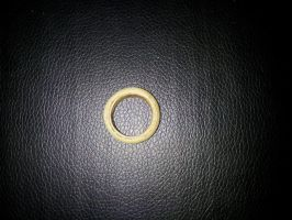 wooden ring by theblackpenny