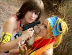 Watch out, my friend [FFX-2] by YunaB-Rabbit