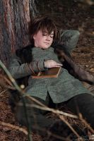 Hiccup: Afternoon Nap by bekalou-cosplay