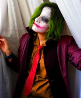 Hi i'm the Joker. by EneidaSauza