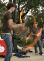Juggle Fire by NAS16